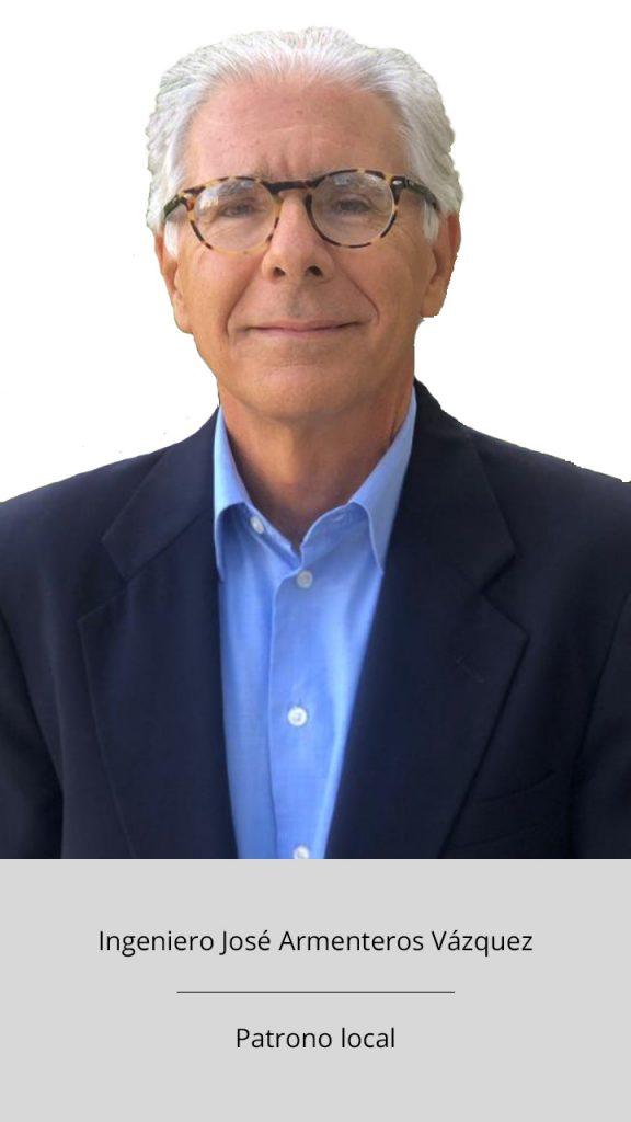 Ingeniero José Armenteros Vázquez - Patrono local