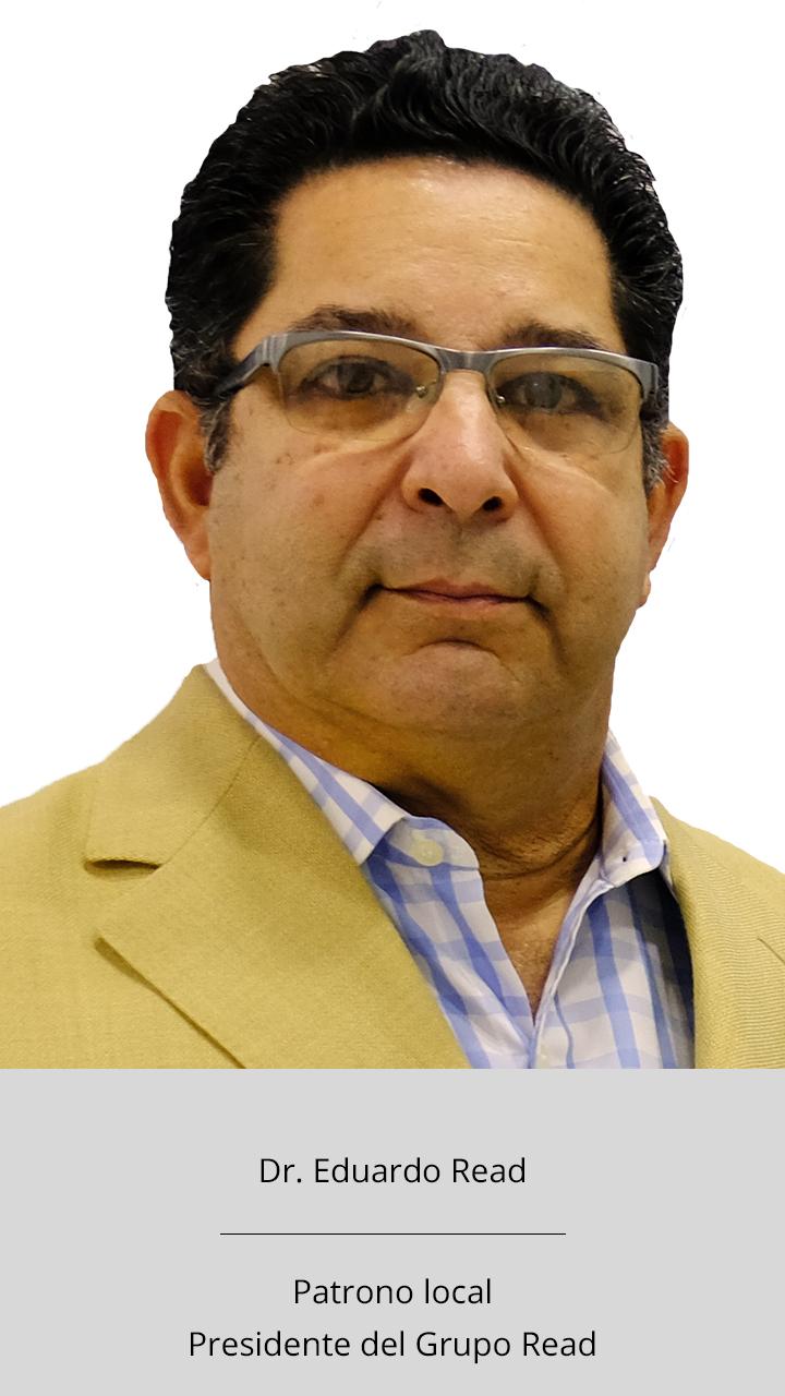 Dr. Eduardo Read - Presidente del Grupo Read