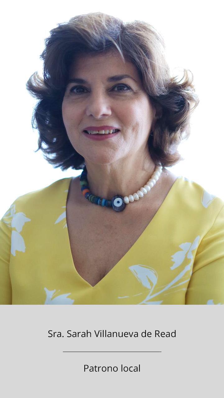 Sra. Sarah Villanueva de Read